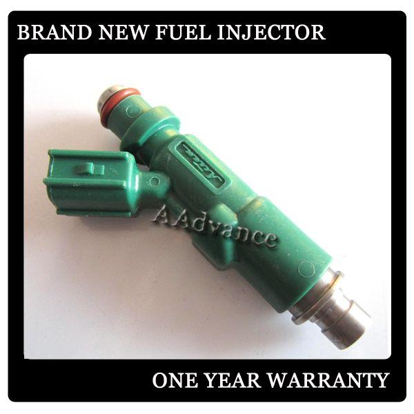 High Pressure fuel nozzle Spray Nozzle Denso nozzle Petrol Engine Fuel Injector 23250-21020 FOR Toyota Yaris
