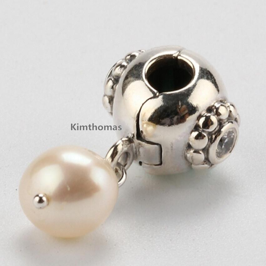 charm pandora perla