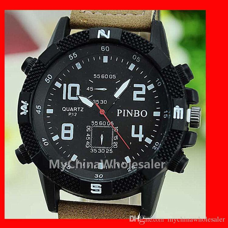 새로운 도착 남성 스포츠 패션 시계 작은 사각형 다이얼 커다란 캔버스 WristBand 남자 시계 시계와 손목 시계 Mens 시계 손목 시계