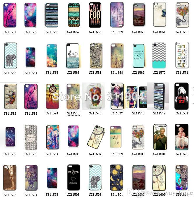 cheap for discount 06a14 8eb83 Wholesale Beautiful Bird Fly Anchor Design Hard Plastic Mobile Phone Case  Cover For IPhone 4 4S 5 5S 6 6plus Durable Cell Phone Cases Rhinestone Cell  ...