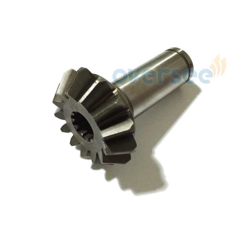 SURVEILLER Pignon 694-45551-00-00 pour le montage du moteur hors-bord Yamaha 25HP C 25 C25 13T Vieux Modèle moteur