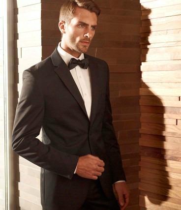 Groom Mariage smoking sminedo slim masculin costume usure formelle 2021 costume sur mesure