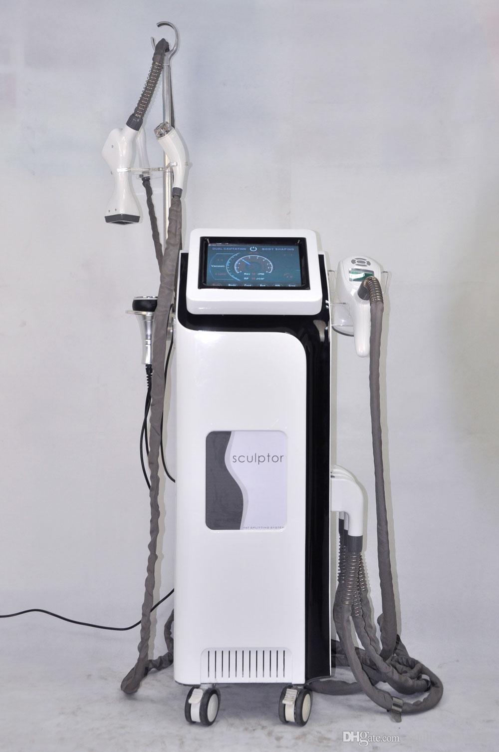 2018 yeni tasarım RF kavitasyon vakum silindiri IR çok fonksiyonlu zayıflama makinesi