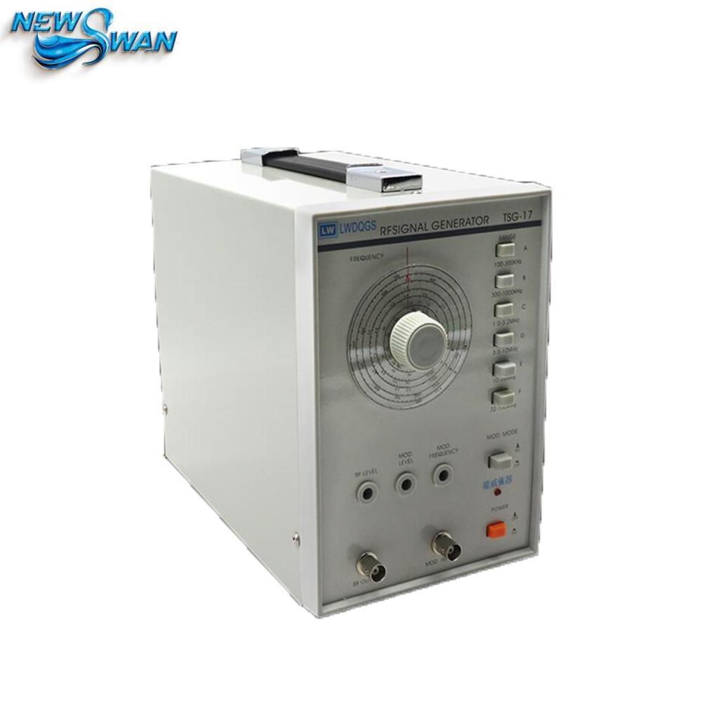 Freeshipping высокочастотный генератор сигналов 100 кГц к частоте сигнала 150 MHZ