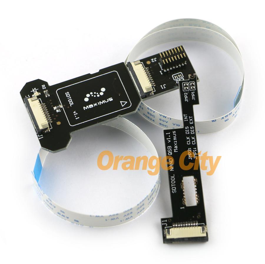من أجل XBOX360 Maximus SD Tool for Corona 4GB V1.1 SDTOOL NAND QSB