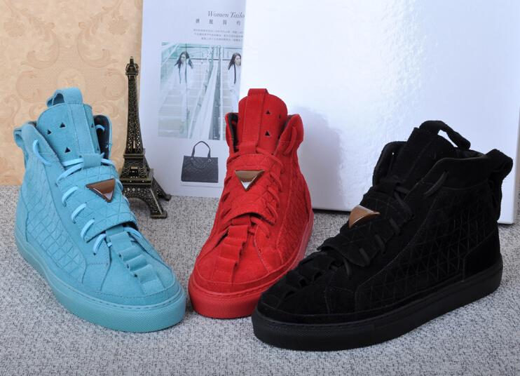 Patrick Mohr Sneakers X K1x Mk4 Suede