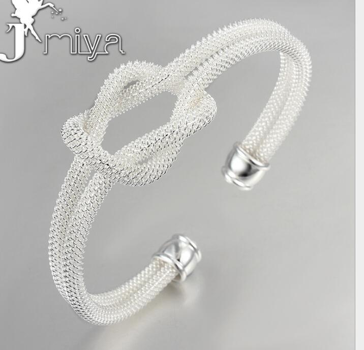 Christmas gift 2016 Girls delicate bracelets Reticulocyte 925 ...