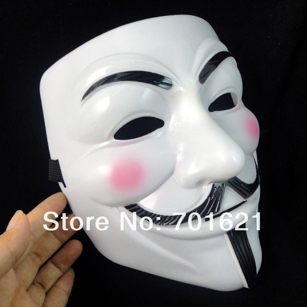 Fedex V For Vendetta Anonymous Guy Fawkes The Mask Halloween ...