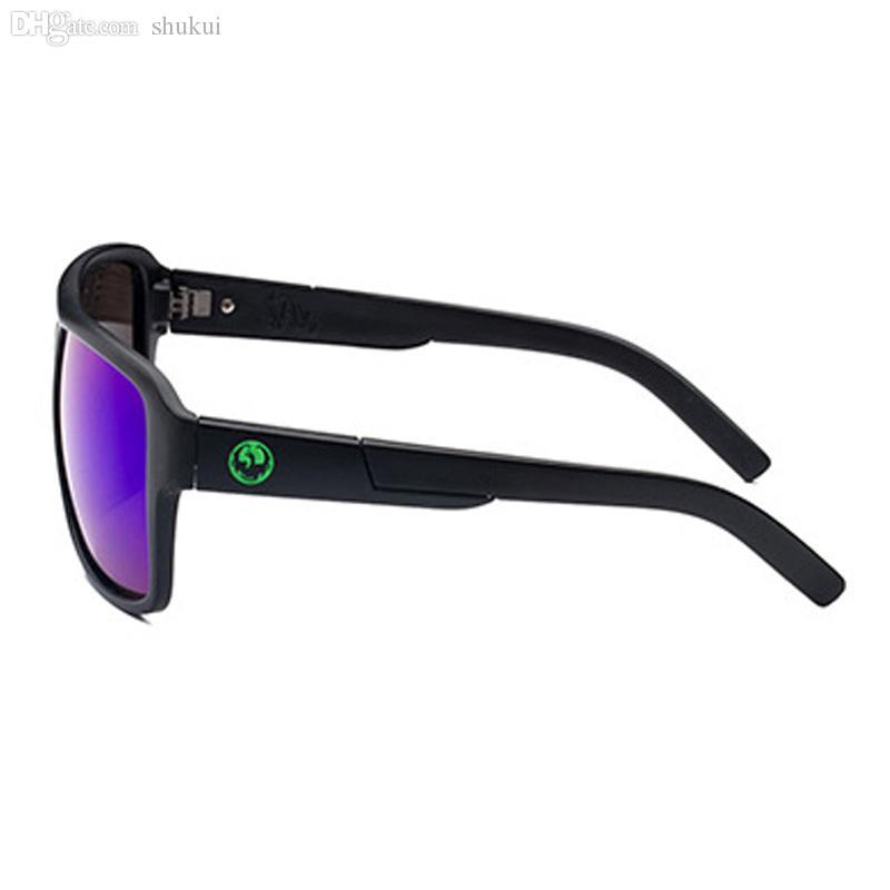 Wholesale-2016 الصيف نمط جديد الرجال في الرياضة نظارات oculos دي سول رجل الأزياء نظارات شمس نظارات النظارات
