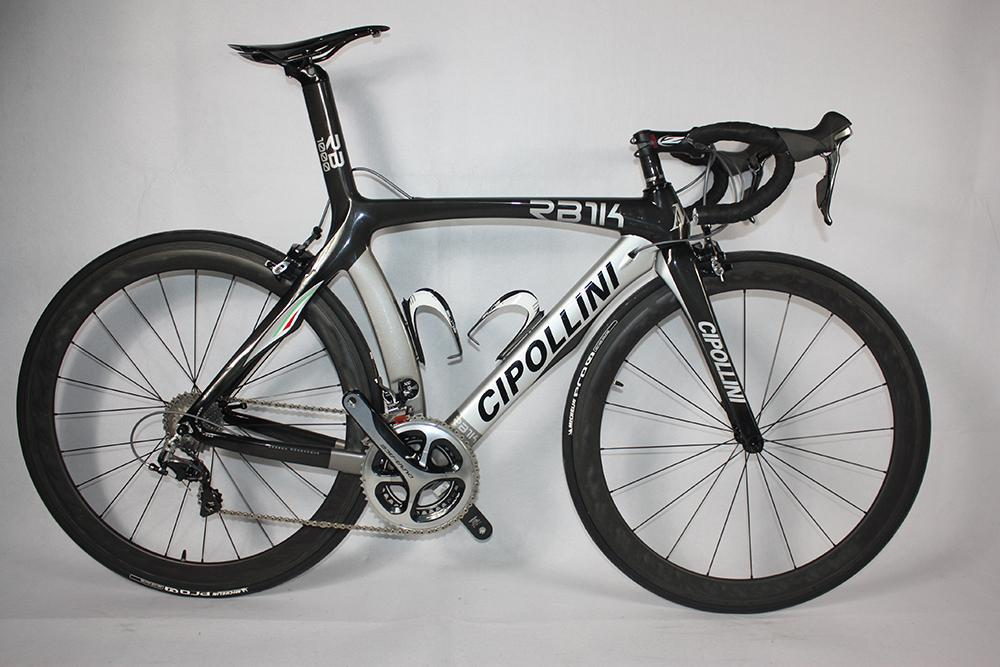 New Cipollini Complete Bikes Carbon Fiber T1000 Carbon Frame ...