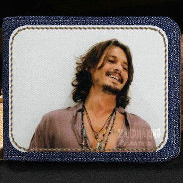 Johnny Depp carteira Único ator bolsa Lazer curto nota de dinheiro caso Dinheiro notecase Couro burse bag Titulares de cartão