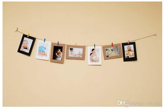 outter frame 61 x 43 15511 cm inner frame 32 x 43811 cm hemp rope length 62 190 cm made of high quality eco paper