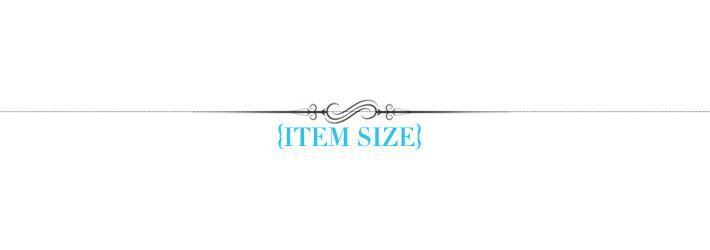Item Size
