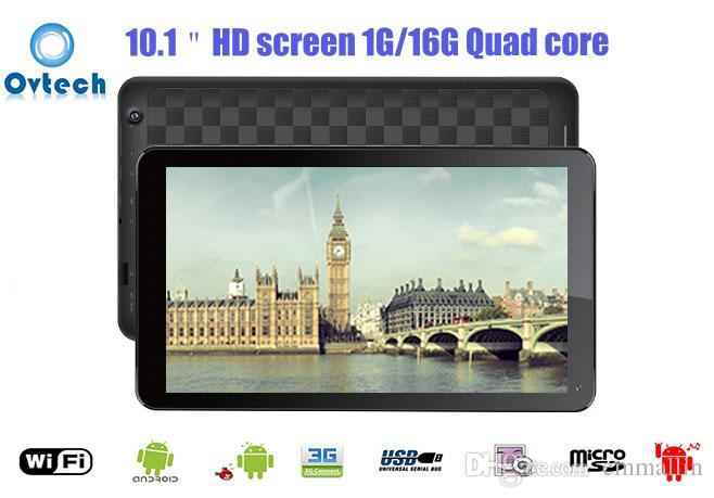 Android Tablet PC 10.1inch Quad core MTK8127 1024x600 HD screen built-in bluetooth Dual Camera 1G/16GB HDMI+GPS+FM+wifi