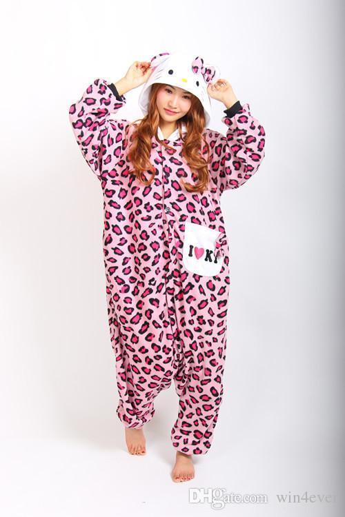 Fashion Designer Cosplay Kawaii Anime Animal Hello Kitty Cat ...
