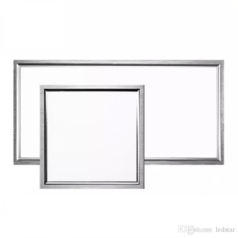 300X300 300X1200 600X600 600X1200 Led Ceiling Panel Lights 24W 48W 72W 84W Led Flat Panel Lamp AC 85-265V