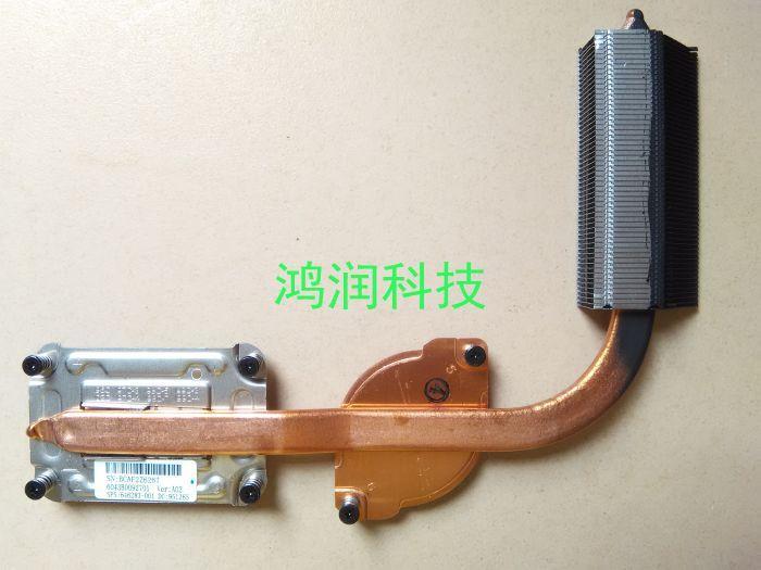 100% nouveau original 646283-001 ordinateur portable refroidisseur pour HP 4530S 4730S radiateur de refroidissement 6043B0092701