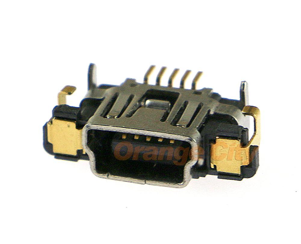 Original novo conector de tomada usb carregador de energia dc para psp1000 psp2000 psp3000