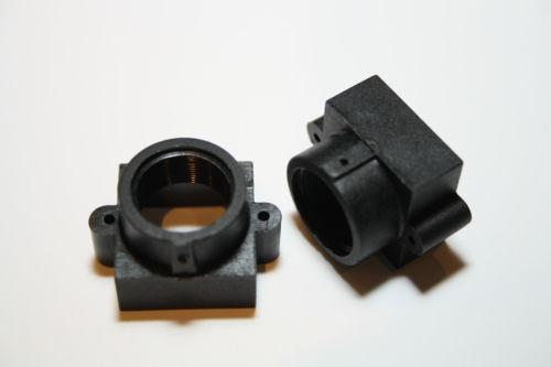 Quanmin M12 CCTV Lens Holder M12 CCTV Board Lens Mount MTV Mount Lens for CCTV camera 10PCS//LOT+10PCS Screw