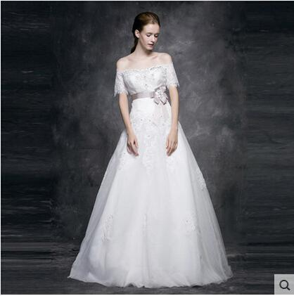 vestidos novia que adelgazan