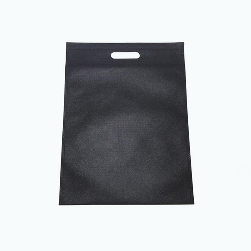 New Reusable Shopping Bag Non-Woven Fabric Bags Folding Shopping Bag For promotionGiftshoesChrismas Grocery Bags Shop Custom (3)