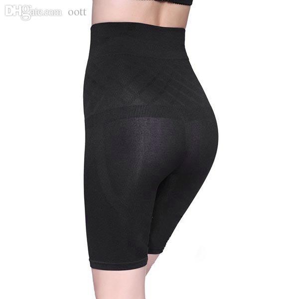 Atacado-Hot * New Mulheres Shaper Do Corpo Cintura Alta HIP Tummy Controle calcinha Um Tamanho