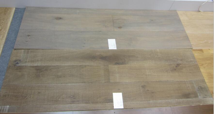 white oil wood floor Antiq wood flooring Handscraped01 Large living room floor European style wooden floor Simple wooden floor Old Ship Wood