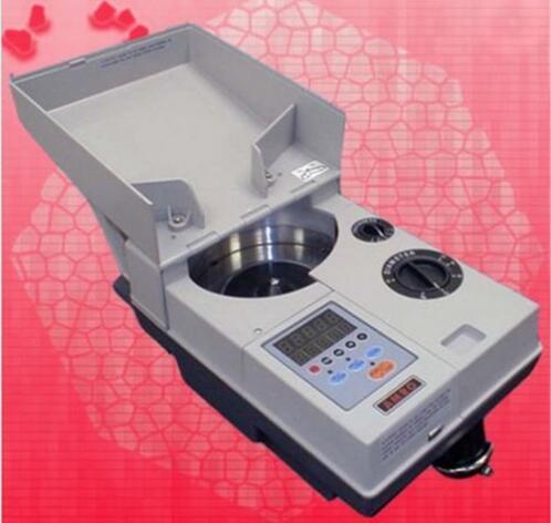 Elektronische muntsorteerder SE-200 COIN-telmachine voor het grootste deel van de landen