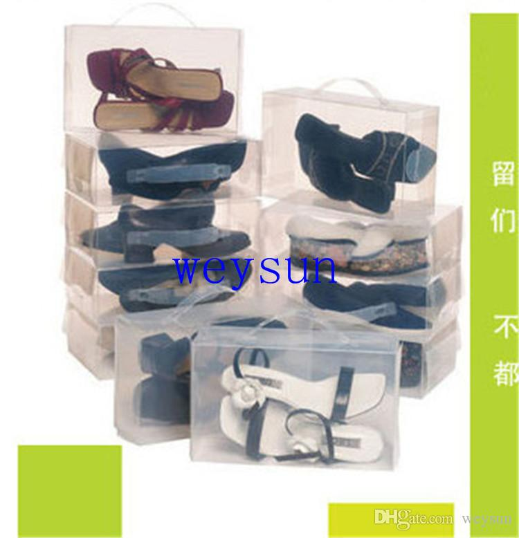 ... Long Boots Storage Box Thickening Transparent Crystal Shoes Box Plastic Clear Storage Box High-leg ...  sc 1 st  DHgate.com & Online Cheap Long Boots Storage Box Thickening Transparent Crystal ...