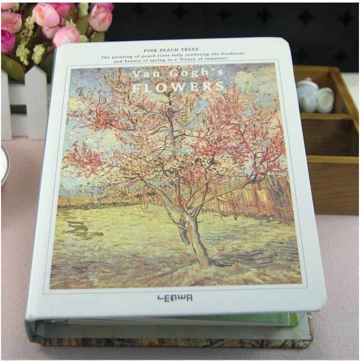 Ancient art Xuan stationery stationery B5 Lianhua Gogh Binder