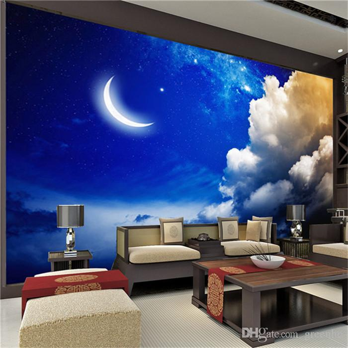 Night Sky Bedroom  Night Bedroom Large Size Charms Mural Decal Wall  Stickers Photo Wallpaper Children. Night Sky Bedroom  Night Bedroom View Gallery on Sich