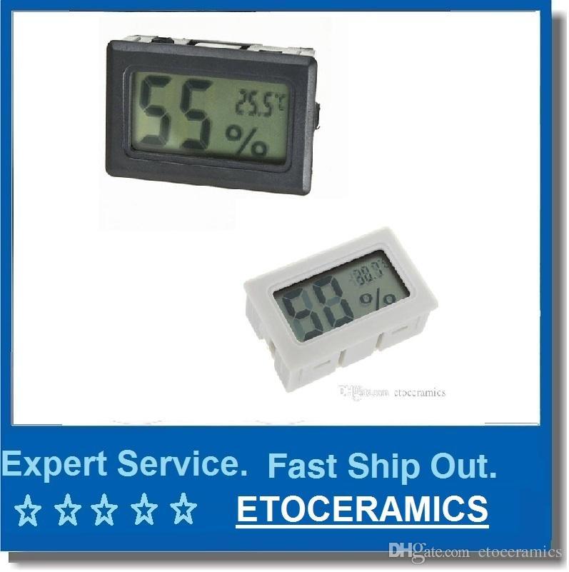 1pcs Thermometer Digital LCD Temperatur Hygrometer Termometer Luftfeuchtigkeit