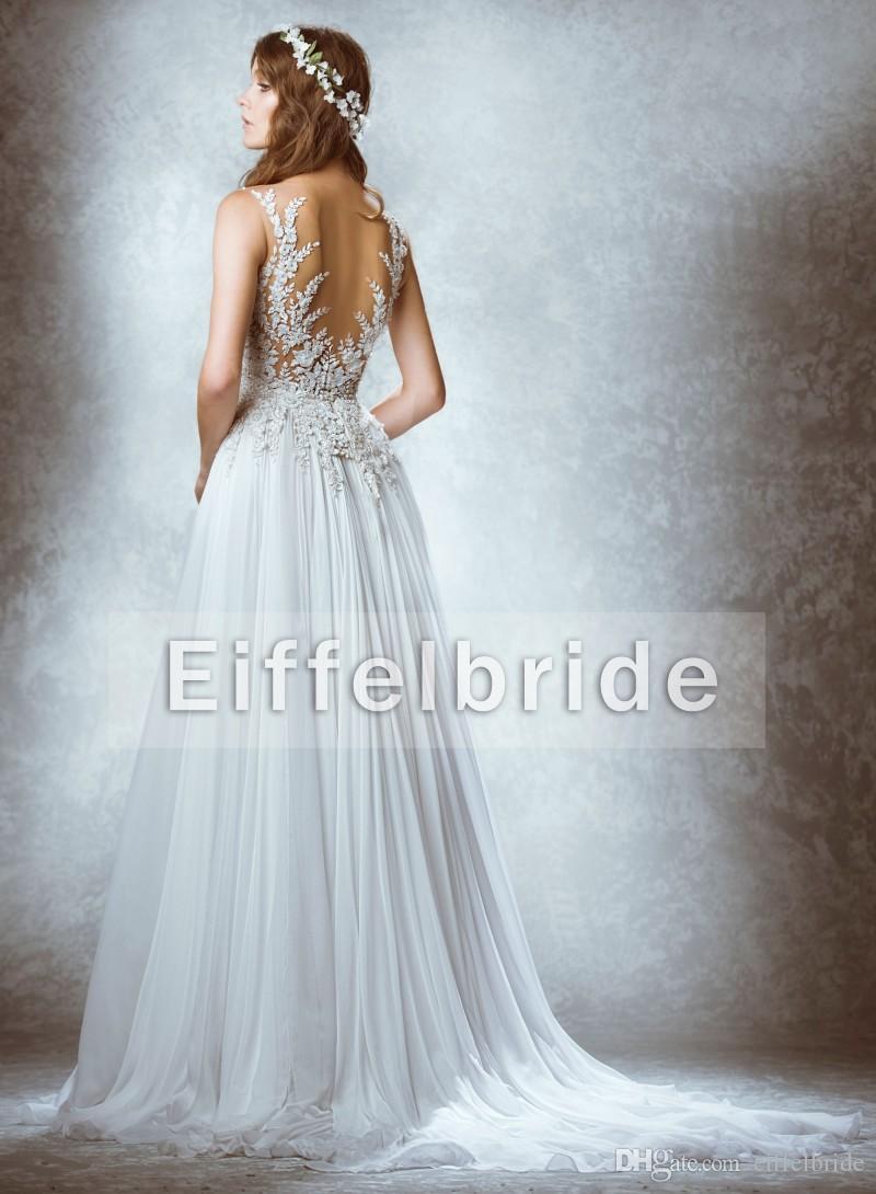Discount Gorgeous Zuhair Murad Wedding Dresses 2015 Latest ...
