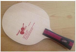 Free shipping/Nittaku Violin table tennis blade NE-6757 FL OFF for table tennis racket indoor sports/ Ping Pong Blade