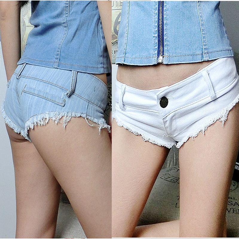 good looking to buy wholesale 2019 Women Hot Pants Cut Off Jean Micro Shorts Destroy Low Waist Denim  Night Clubwear Dropshipping From Shenfa03, $17.21 | DHgate.Com
