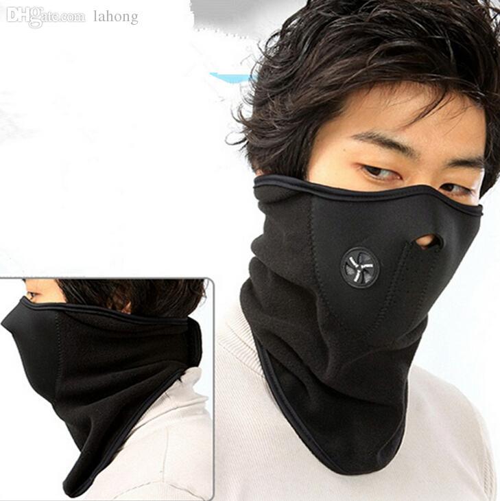 Vente en gros-vente chaude vélo coupe-vent chaud étanche à la poussière masque de visage masques de ski Sports de plein air neige vélo moto équipement de ski mascara neopreno