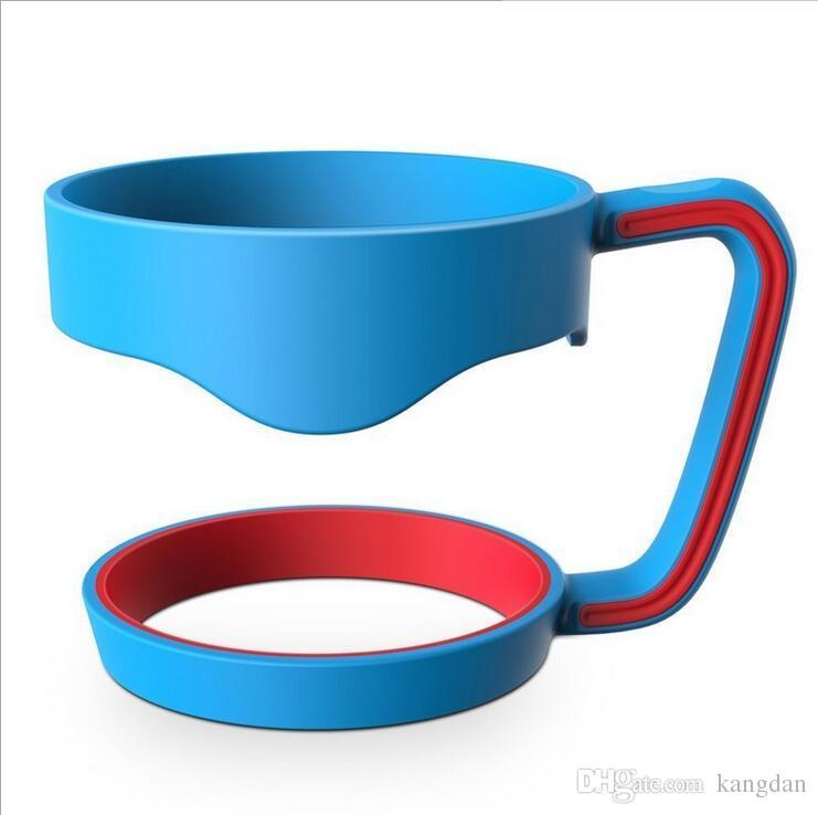 Portabicchieri portatili in plastica per esterni Portabicchieri per bicchiere da 30 once Tazze Portasciuga per tazze da 30 once in acciaio inossidabile
