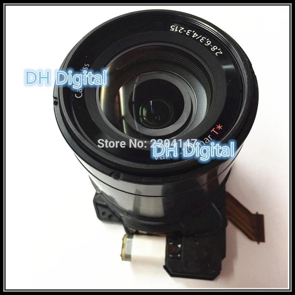 Freeshipping 100% Original-Digitalkamera-Reparaturteile für Sony Cyber-Shot DSC-HX300 DSC-HX400 HX300 HX400-Objektiv Zoomeinheit