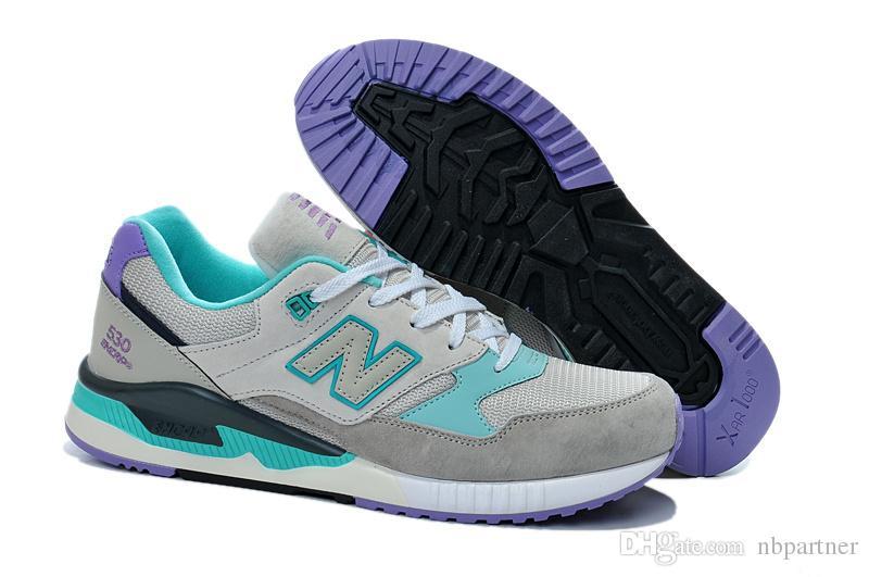 New Balance Hombres Mujeres Zapatillas De Correr NB 530 Zapatillas Retro Botas Atléticos Casual Para Hombre Para Mujer Zapatos De Deporte Auténticas