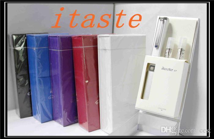 Hot Innok Itaste EP, 펜 스타일 디자인 Iclear 10 Atomizer Kit DHL 무료