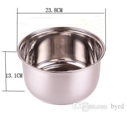 조각   4L 스테인레스 스틸 얼음 맥주 배럴 아이스 버킷은 팬 베이킹 도구에게 케이크 금형 비트 계란 트레이 0.48KG을 디저트