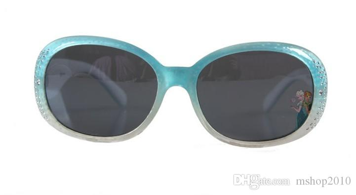 Kid Girls Children Frozen Elsa Anna UV 400 eye sun sunglasses Goggles