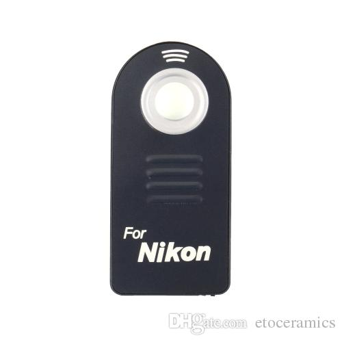 Nikon D3200 D5100 D7000 D90 용 적외선 IR 무선 원격 셔터 제어