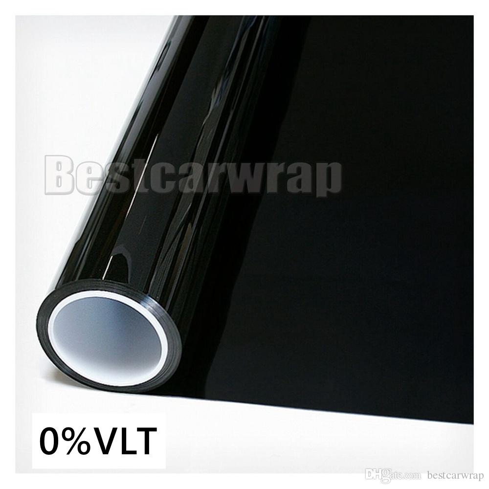 Acheter 0 Opaque Blackout Confidentialite Film Vinyle Decoratif