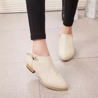 Fashion Sexy Comfort Waterproof Shoes