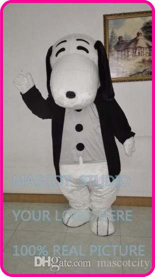 peanuts family snoopy Mascot costume hot sale Adult size cartoon character fancy dress carnival costume outfit suit MC60183