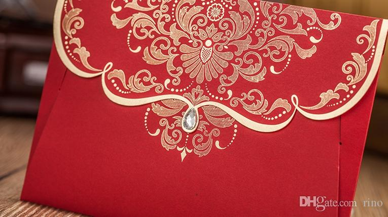wedding card formats