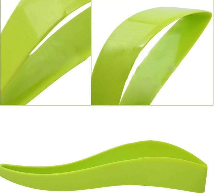1PCS Free Shipping Plactic Bread Sheet Layer Slicer Server Cake Pie Cutter Knife Tool Kitchen