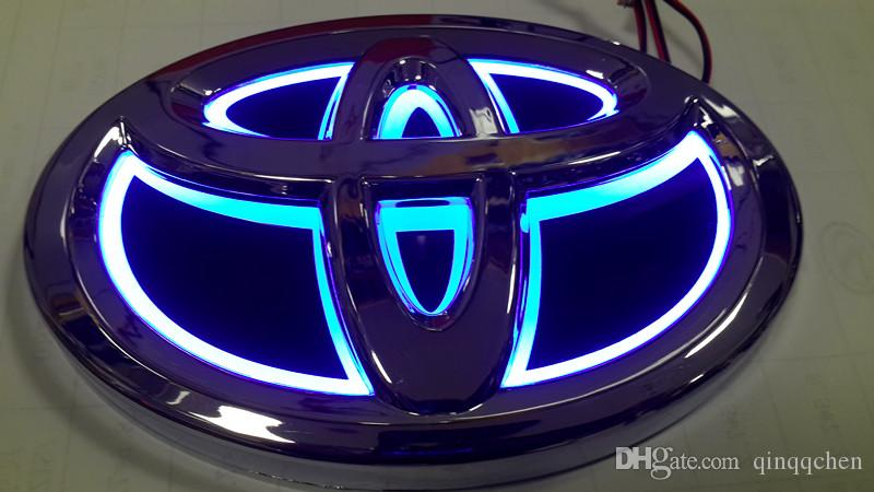 2018 2016 New 5d Auto Standard Badge Lamp Special Modified Car Logo