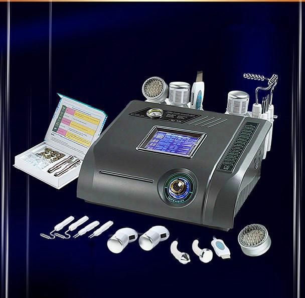 Высокомарочные Brandnew 6 в 1 машине Microdermabrasion,био, скруббера кожи, горячих и холодных молотка
